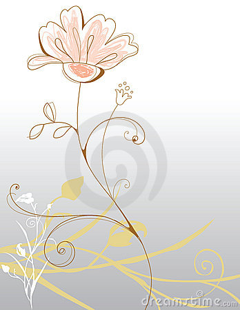 Background Flowers Stock Image - Image: 6289821