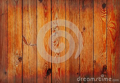 Background in the form of a wooden wall