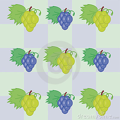 Background with grape