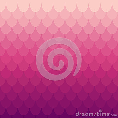 Free Background In Squama Or Tile Style. Royalty Free Stock Photo - 56985635