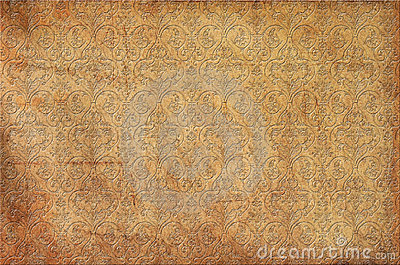 Background with interesting texture and ornament