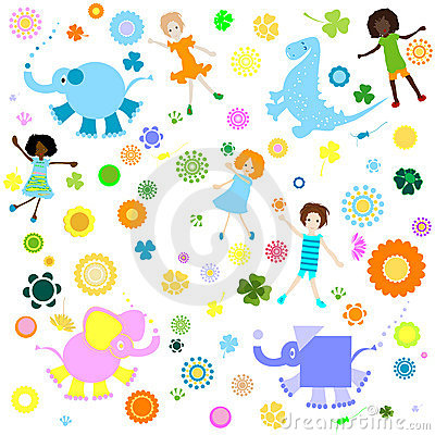 Background for kids