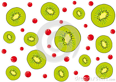 Background kiwi