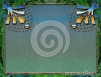 Background layout design