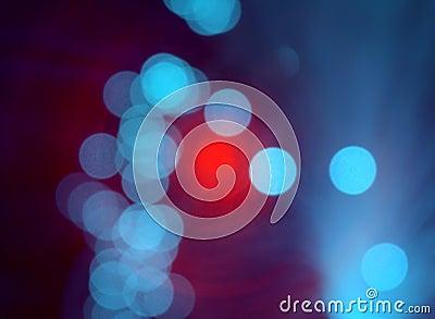 Background light spots