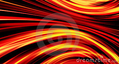 Background of fire lines