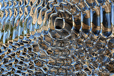Background made with metal