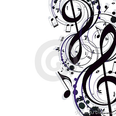 Free Background Music Stock Images - 10425044
