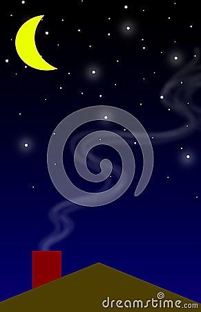 Background - Nighttime