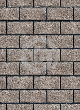 Free Background Of Textured Gray Brick Wall Stock Photos - 77981173