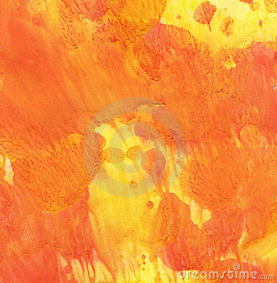 Background, orange-yellow