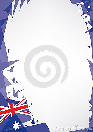 Free Background Origami Of Australia Royalty Free Stock Image - 37456346