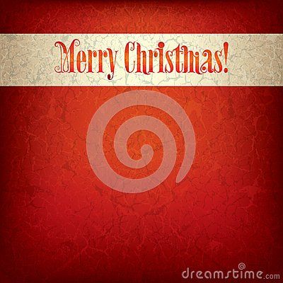Background with original font text Merry Christmas
