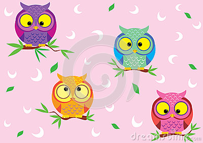 Background Owl
