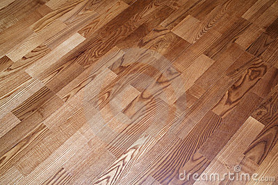 Background from a parquet