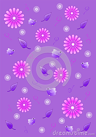 Background pattern illustration
