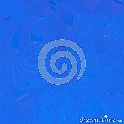 Background Pattern of Subtle Blue