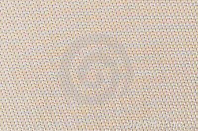 Background pvc plastic weave in beige