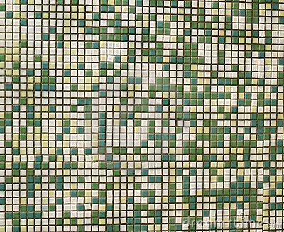 Background Resource: Colorful Seamless Mosaic Wall