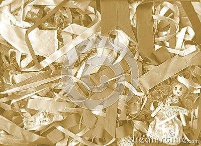 Background ribbon