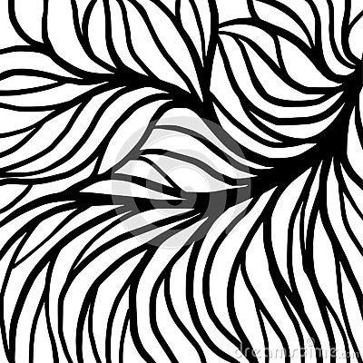 Background root for print and abstract graphics Vector Illustration
