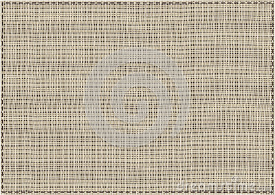 Background of sackcloth