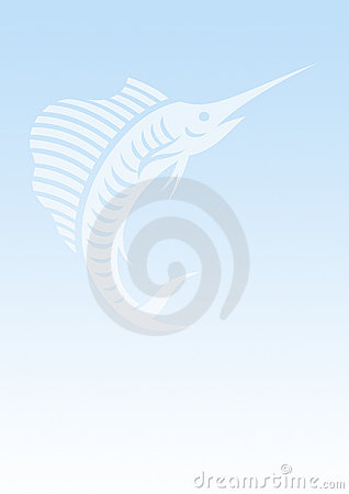 Background sailfish