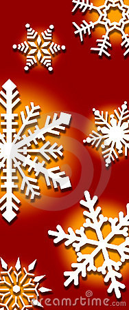 Background Of Snowflakes Stock Photos - Image: 1115903