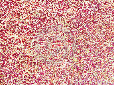 background with splashes of fibers