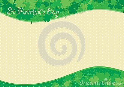 Background  for St. Patricks Day