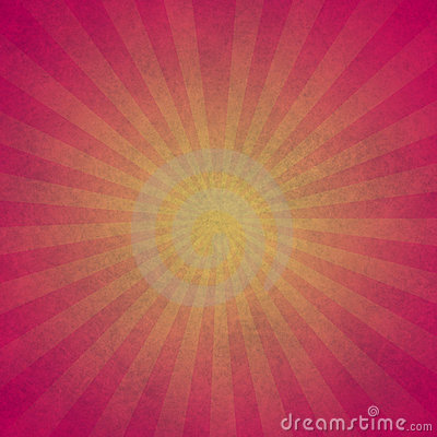 Background with sunburst lines