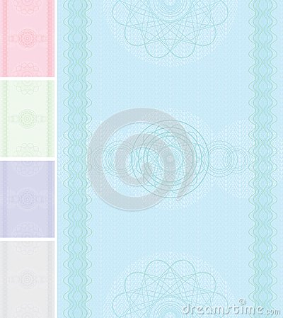 Background Template for Certificate or Diploma.