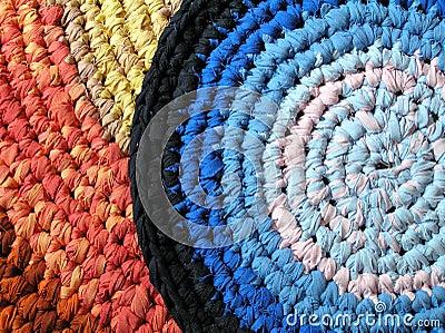 Background - textile - crochet