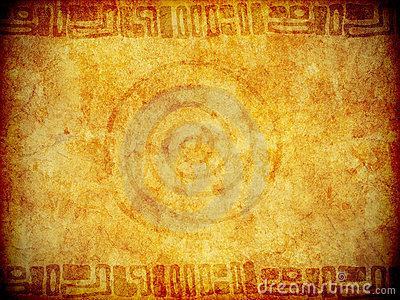 Background Texture with Primitive Markings