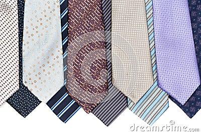 Background of ties