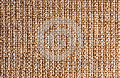 Background of tissue burlap