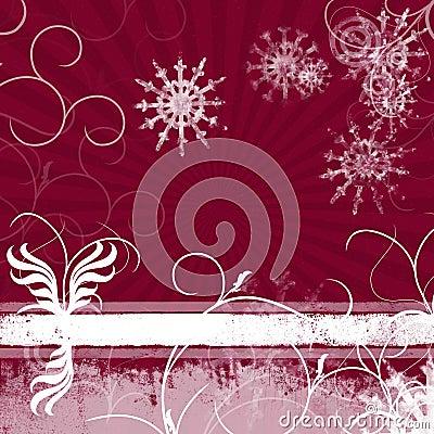 Background winter
