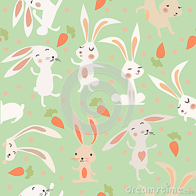 Free Background With Hares Stock Photo - 60714960