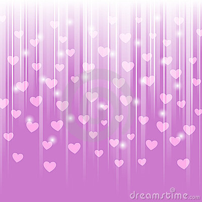Free Background With Hearts Stock Photos - 22990333