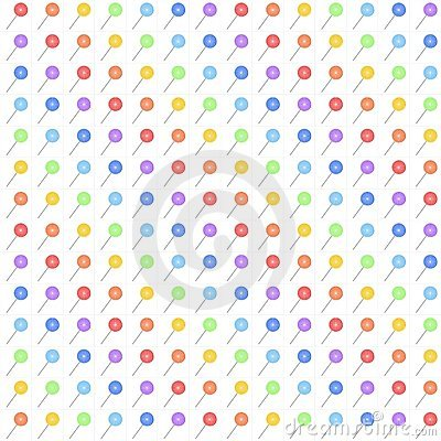Free Background With Lollipops (BIG 196) Royalty Free Stock Photos - 15265878