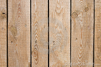 Background - wooden fence