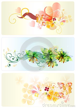 Backgrounds patterned set