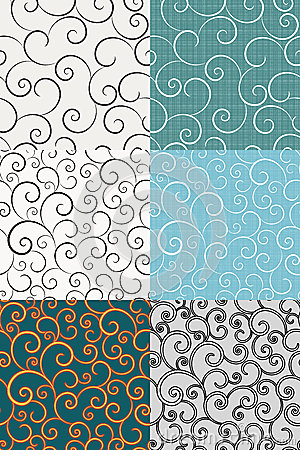 Free Backgrounds With Swirls Royalty Free Stock Photos - 54374808