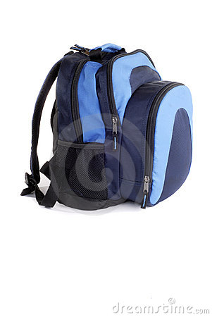 Free Backpack Stock Photography - 1170112