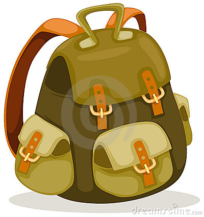 Free Backpack Stock Photography - 13685182