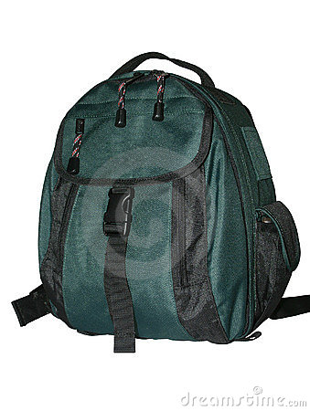 Free Backpack Royalty Free Stock Photography - 22507