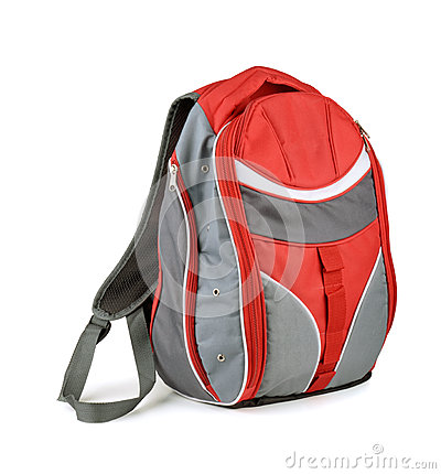 Free Backpack Royalty Free Stock Image - 27271926