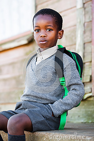 Free Backpack Royalty Free Stock Image - 29291396