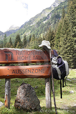 Backpacking through Austria