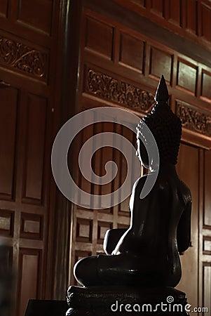 Backside Buddha